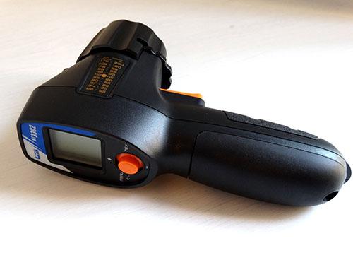 Termometro Infrarossi Raggi UV